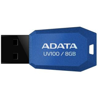 Flashdisk Adata USB 2.0 DashDrive UV100 8GB modrý