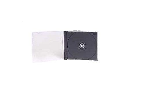 Obal box na cd 1CD slim černý