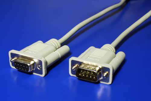 Kabel Roline prodlužovací MD9-FD9 1.8m, pro sériový přenos dat