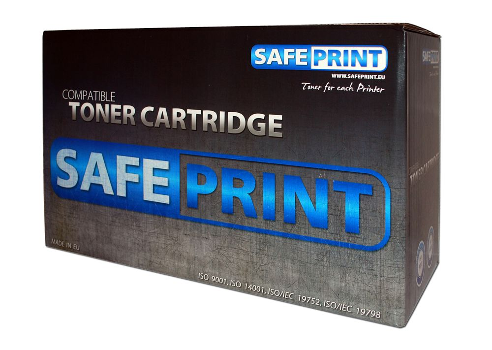 Toner Safeprint 43459370 purpurový pro OKI C3520MFP/C3530MFP, MC350/MC360 (2500str./5%)