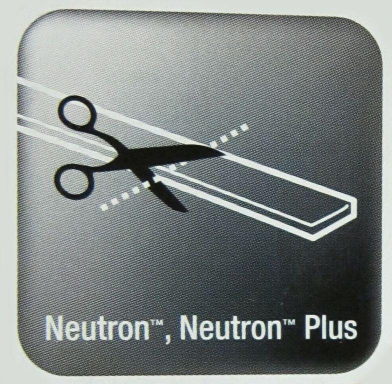 Páska Fellowes Gumová A4 pro řezačku Fellowes Electron, Proton, Neutron - 3ks