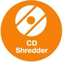 Skartovač Peach Cross cut 700XCD (PS500-20) 7stran+CD media, DIN 3, 15l - new design