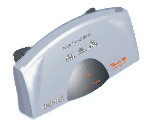 Vazač Peach Thermal Binder (PB200-60) pro vazbu až 300 listů do termálních kapes
