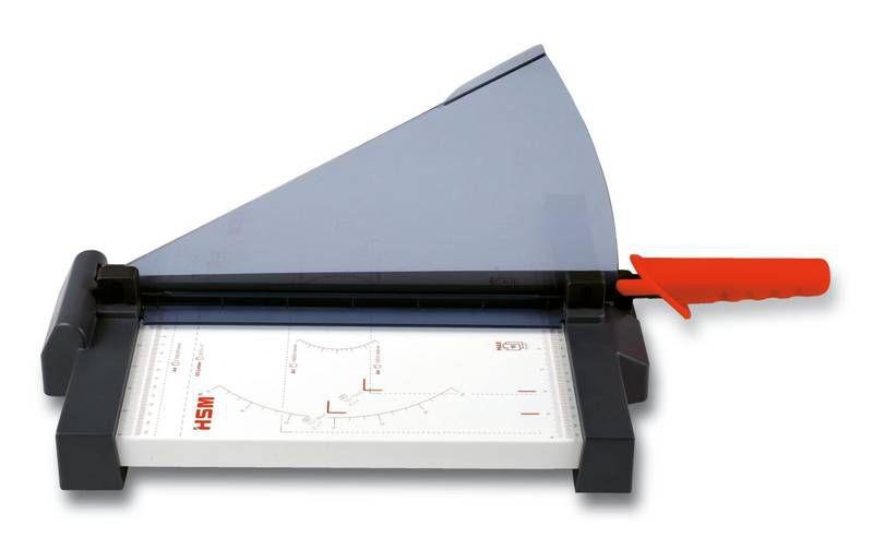 Řezačka HSM Cuttline G 3210 páková, A4, 10 listů, kovová základna
