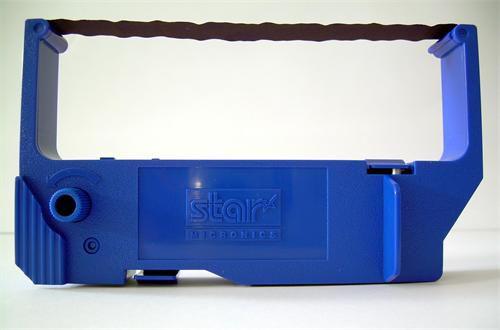 Spotřební materiál Star Micronics RC200BR originální kazeta s černočervenou páskou pro SP2