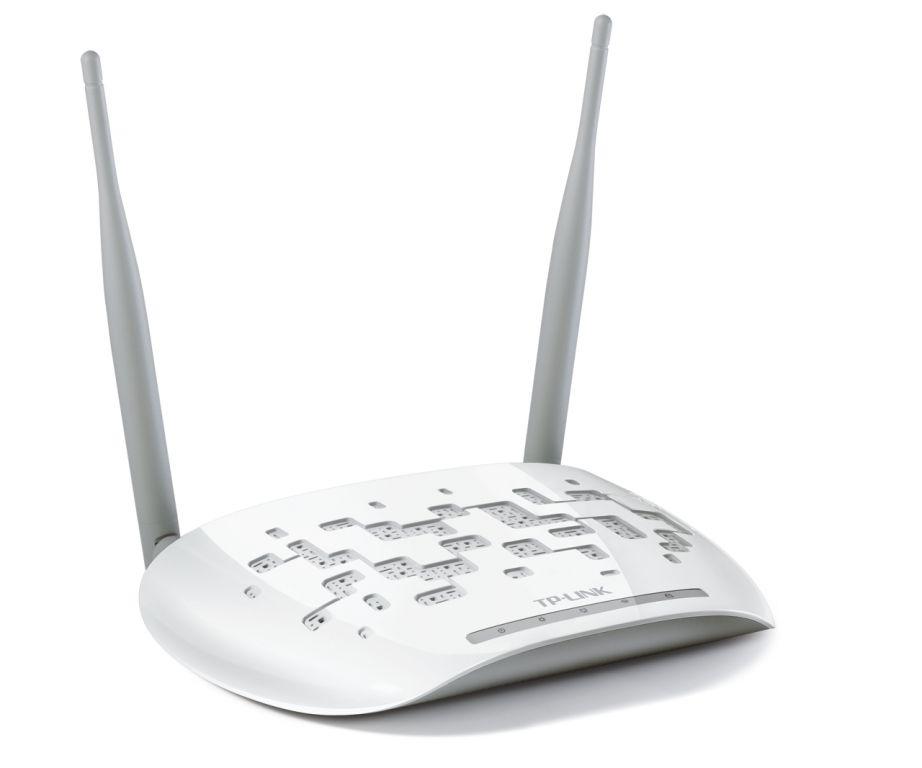 WiFi router TP-Link TL-WA801ND AP/AP Client/WDS/1x LAN/WAN - 300 Mbps