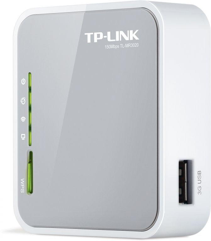 WiFi router TP-Link TL-MR3020 Wireless portable  3G/3.75G