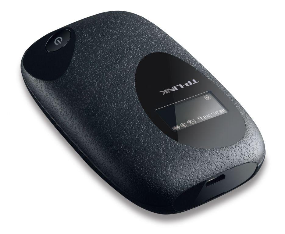 Modem TP-Link M5350 s WiFi routerem, 3G/3.75G, baterka