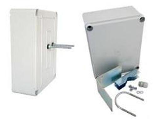 Outdoor box Dawicom DW20BOXBL-Van 1 UFL WISP s integrovanou 5GHz anténou UFL