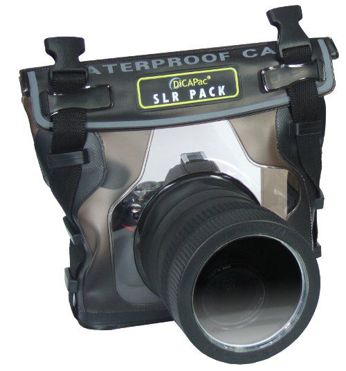 Podvodní pouzdro DiCAPac WP-S10 pro digitální zrcadlovky větší velikosti se zoomem