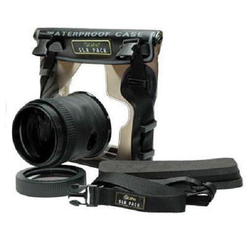 Podvodní pouzdro DiCAPac WP-S5 pro digitální zrcadlovky střední velikosti se zoomem