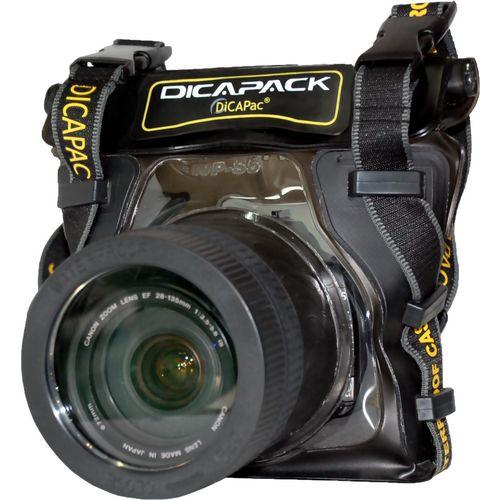 DiCAPac WP-S5 Podvodní pouzdro pro digitální zrcadlovky střední velikosti se zoomem