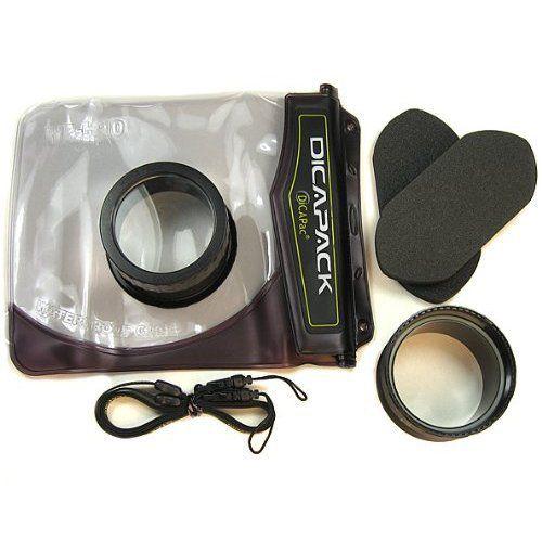 Podvodní pouzdro DiCAPac WP-H10 pro digitální fotoaparáty střední velikosti se zoomem