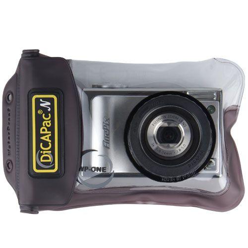 Podvodní pouzdro DiCAPac WP-ONE pro kompaktní fotoaparáty s externím zoomem