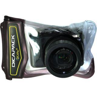 Podvodní pouzdro DiCAPac WP-570 pro digitální fotoaparáty střední velikosti se zoomem