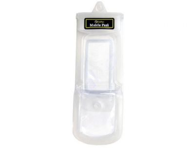 """DiCAPac WP-C20 Podvodní pouzdro pro mobilní telefon """"véčko"""""""
