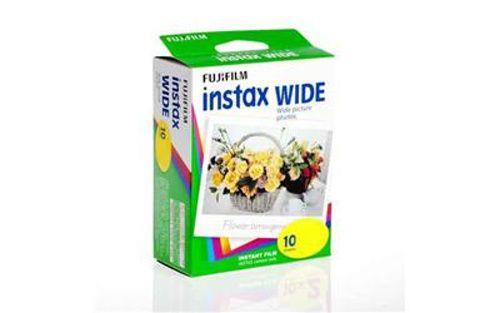 Instantní film Fujifilm Color film Instax Wide mini glossy 10 fotografií