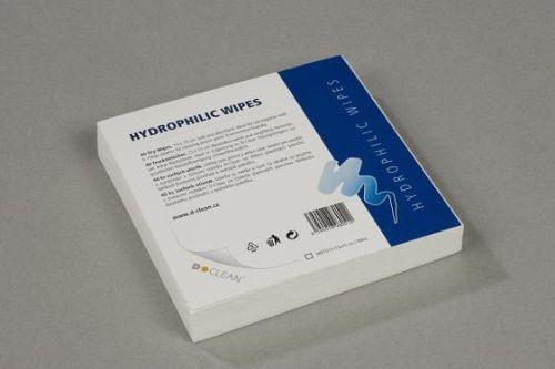 D Clean Hydrofilní utěrka 15x15 cm (40 ks) - čistící utěrka