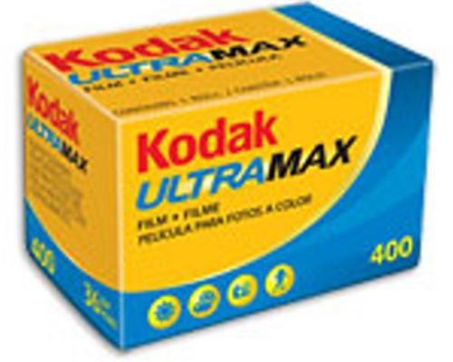 Kinofilm Kodak Ultra 400 GC 135-36 Gold