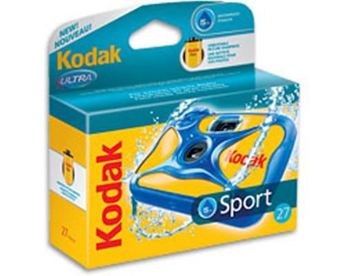 Fotoaparát Kodak Neptun Aquasport do 15m, 27 snímků + RYCHLÉ DODÁNÍ