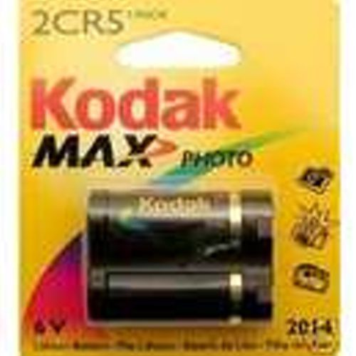 Baterie Kodak Max KL-2CR5