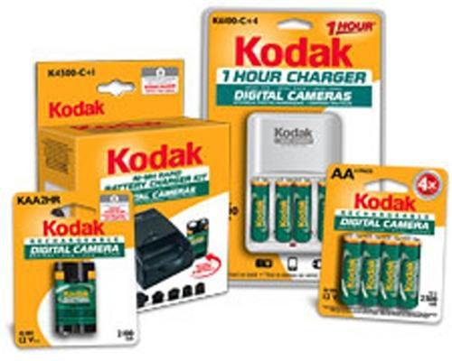 Baterie Kodak K3ARPC-2 mikrotužka 2850 mAh