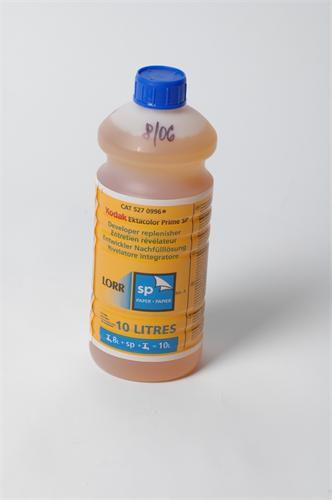 Chemie pro minilaby  Kodak New EktaColor Prime vývojka 4x 10L SP LORR