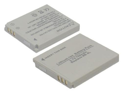 Baterie Avacom Canon NB-4L Li-ion 3.7V 750mAh 2.8Wh - neoriginální