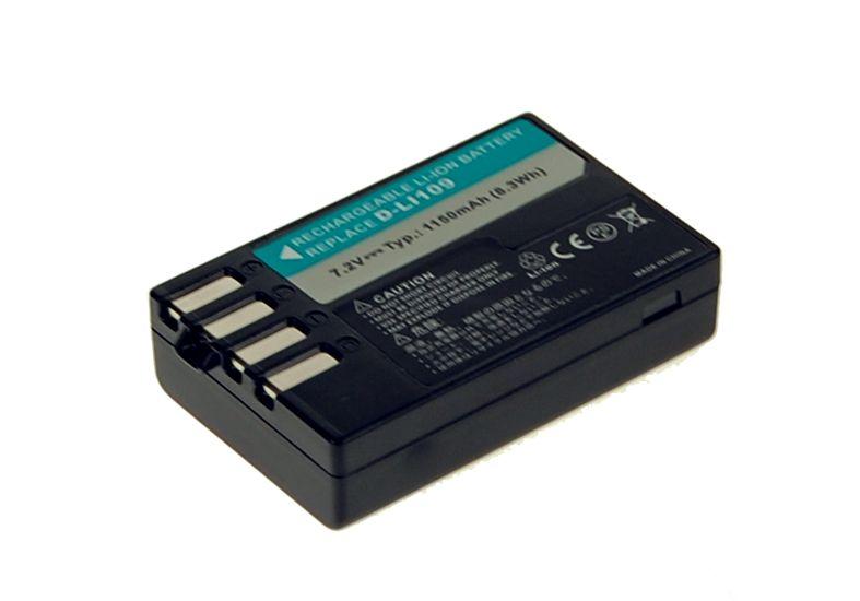 Baterie Avacom Pentax D-LI109 Li-ion 7.2V 1150mAh 8.3Wh - neoriginální