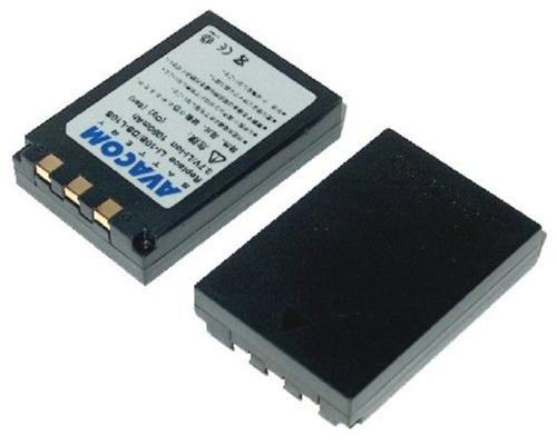 Baterie Avacom Olympus LI-10B, LI-12B, Sanyo DB-L10 Li-ion 3.7V 1090mAh 4.3Wh - neoriginál