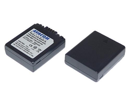 Baterie Avacom Panasonicc CGA-S002 , DMW-BM7 Li-ion 7.2V 750mAh 2.7Wh - neoriginální
