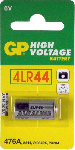 Baterie Avacom alkalická GP-476A 6V (4LR44) - nenabíjecí