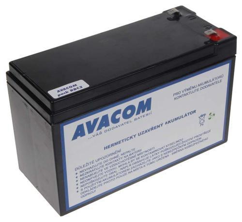 Baterie Avacom RBC2 bateriový kit - náhrada za APC - neoriginální