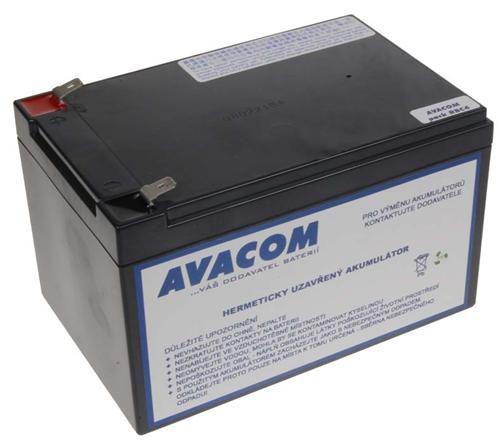 Baterie Avacom RBC4 bateriový kit - náhrada za APC - neoriginální