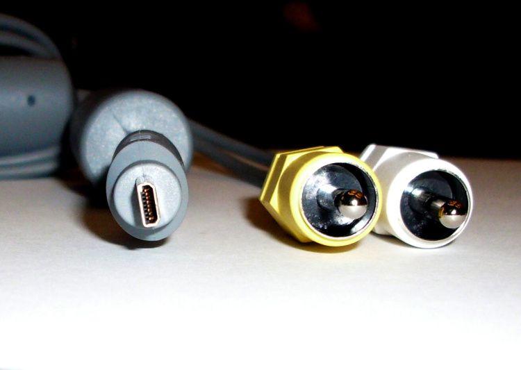 Kabel Samsung CB20A12 AV kabel pro řady WB, ST, PL, ES