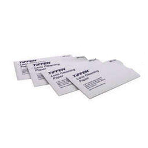Čistící sada Tiffen čistící papírky na optiku - 50 papírků v balení
