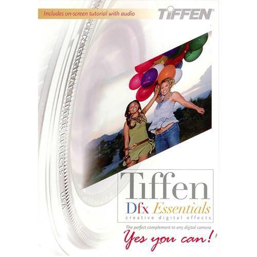 Příslušenství Tiffen DFX Essentials - Select Stand-alone edition RetailPck