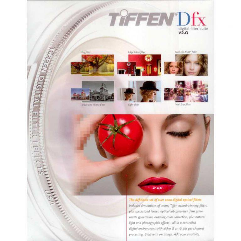 Příslušenství Tiffen DFX Software - Stand-alone edition Retail Package