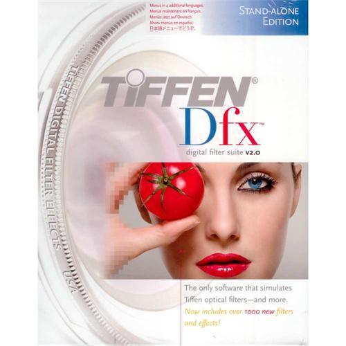 Příslušenství Tiffen DFX Software v3 - Stand-alone edition Retail Package