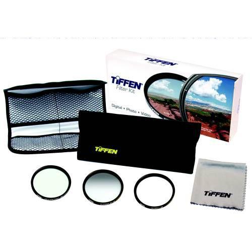 Filtr Tiffen 62mm SLIM Kit