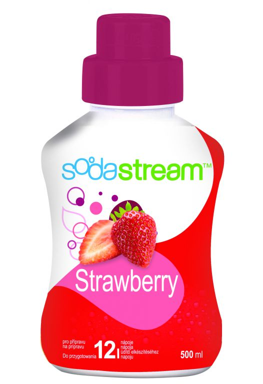 Sirup Sodastream Jahoda 500ml