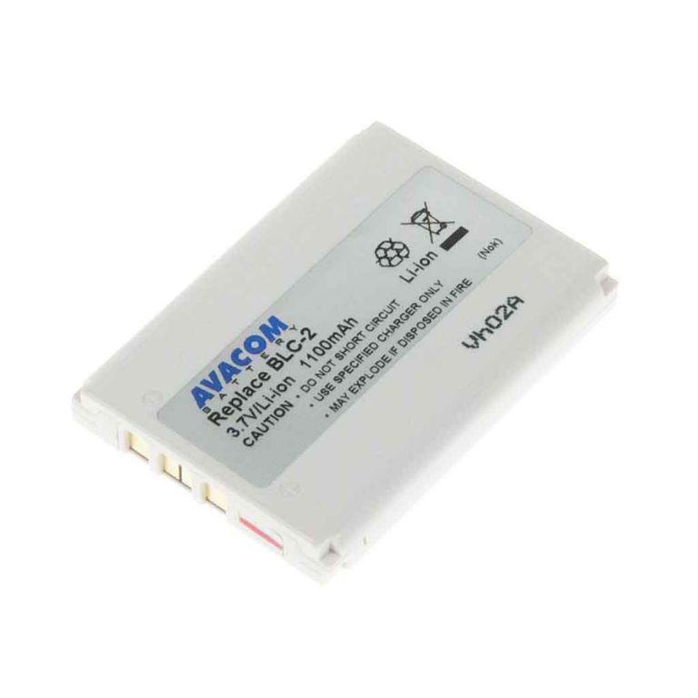 Baterie Avacom pro Nokia 3310, 3410, 3510 (náhrada BLC-2) Li-ion 1100mAh - neoriginální