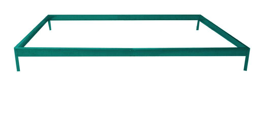 Základna G21 ke skleníku 3,10 x 1,9 m green