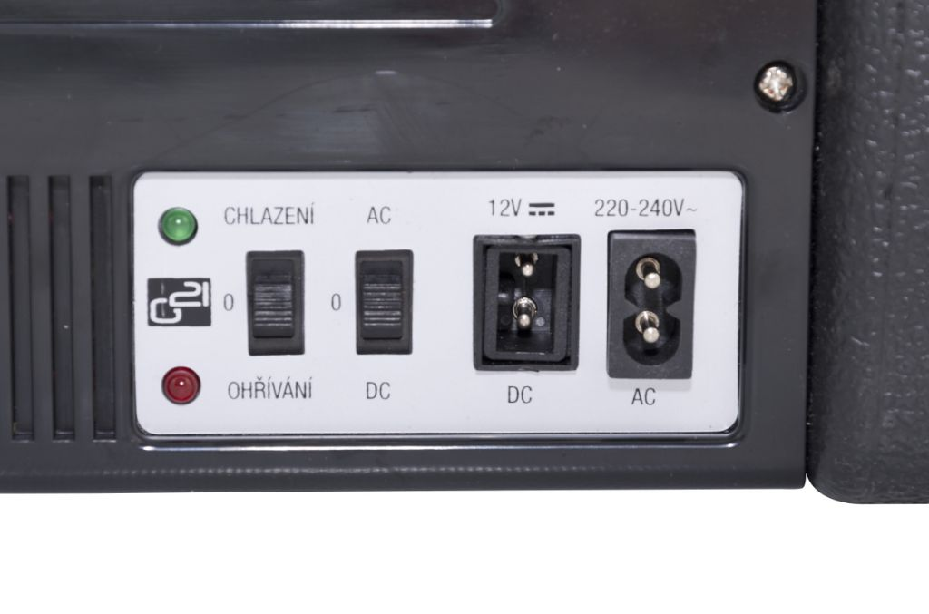 Autochladnička G21 C&W 45 litrů , 12/230 V