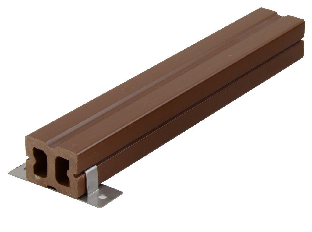 Nosník terasových prken G21 4*3*300cm mat. WPC