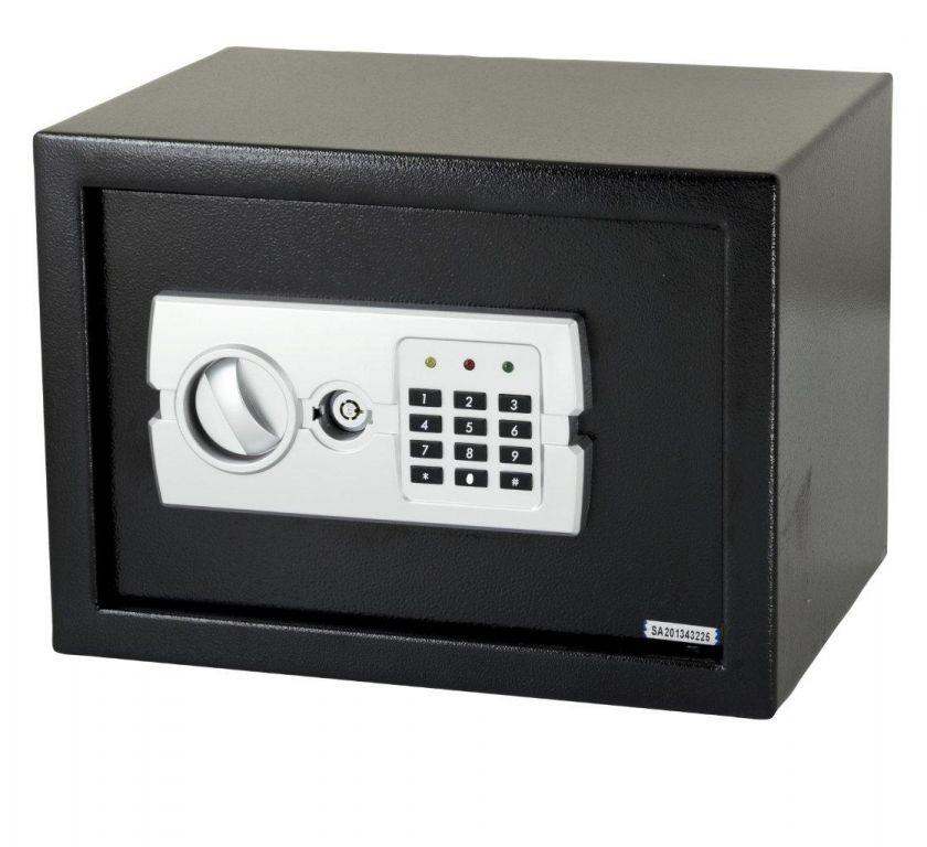 Trezor digitální G21 350x250x250mm