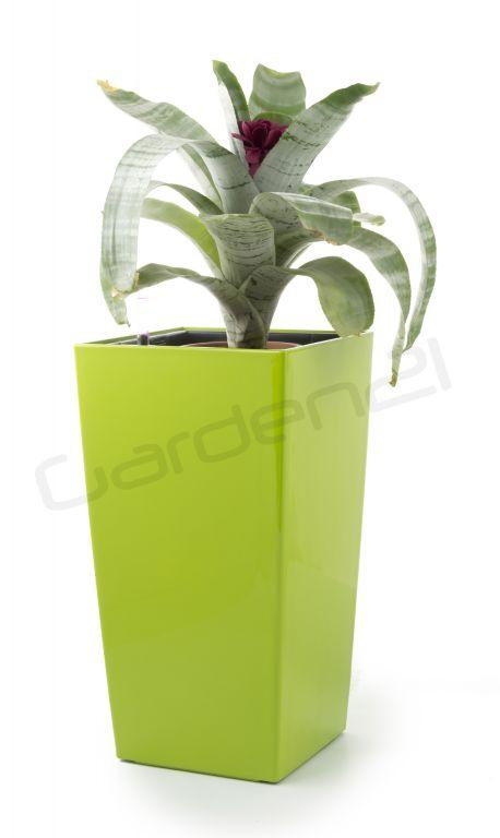 Samozavlažovací květináč G21 Linea small zelený 55cm