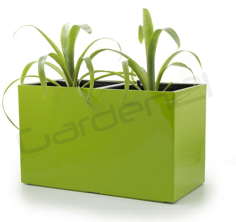 Samozavlažovací květináč G21 Combi zelený 56cm