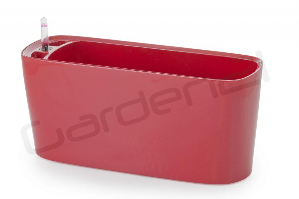 Samozavlažovací květináč G21 Combi mini červený 40cm