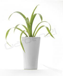 Samozavlažovací květináč G21 Trio bílý 15cm